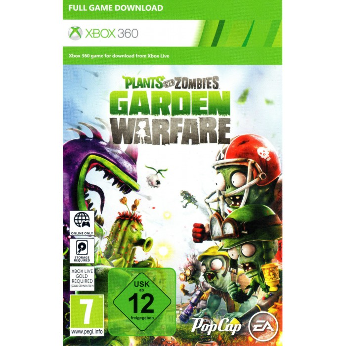 Plants Vs Zombies Garden Warfare Full Game Download